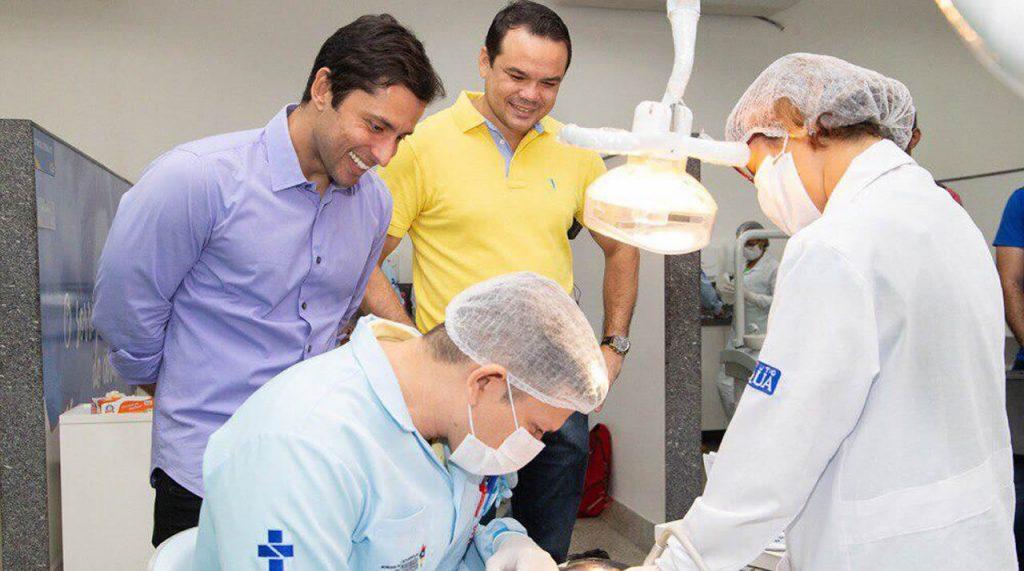 Com emenda de Duarte Jr, Mutirão Odontológico é realizado em São Luís