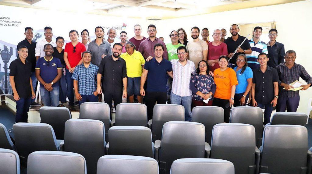 Duarte destina emenda de R$ 200 mil para a Escola de Música Lilah Lisboa