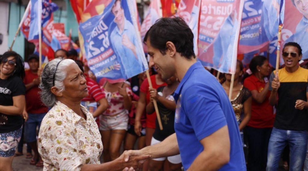 Pré-candidatura de Duarte Jr receberá apoio do PTC